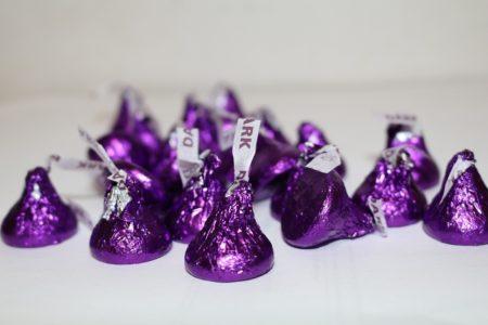 Resist chocolate